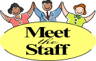 meet the staff