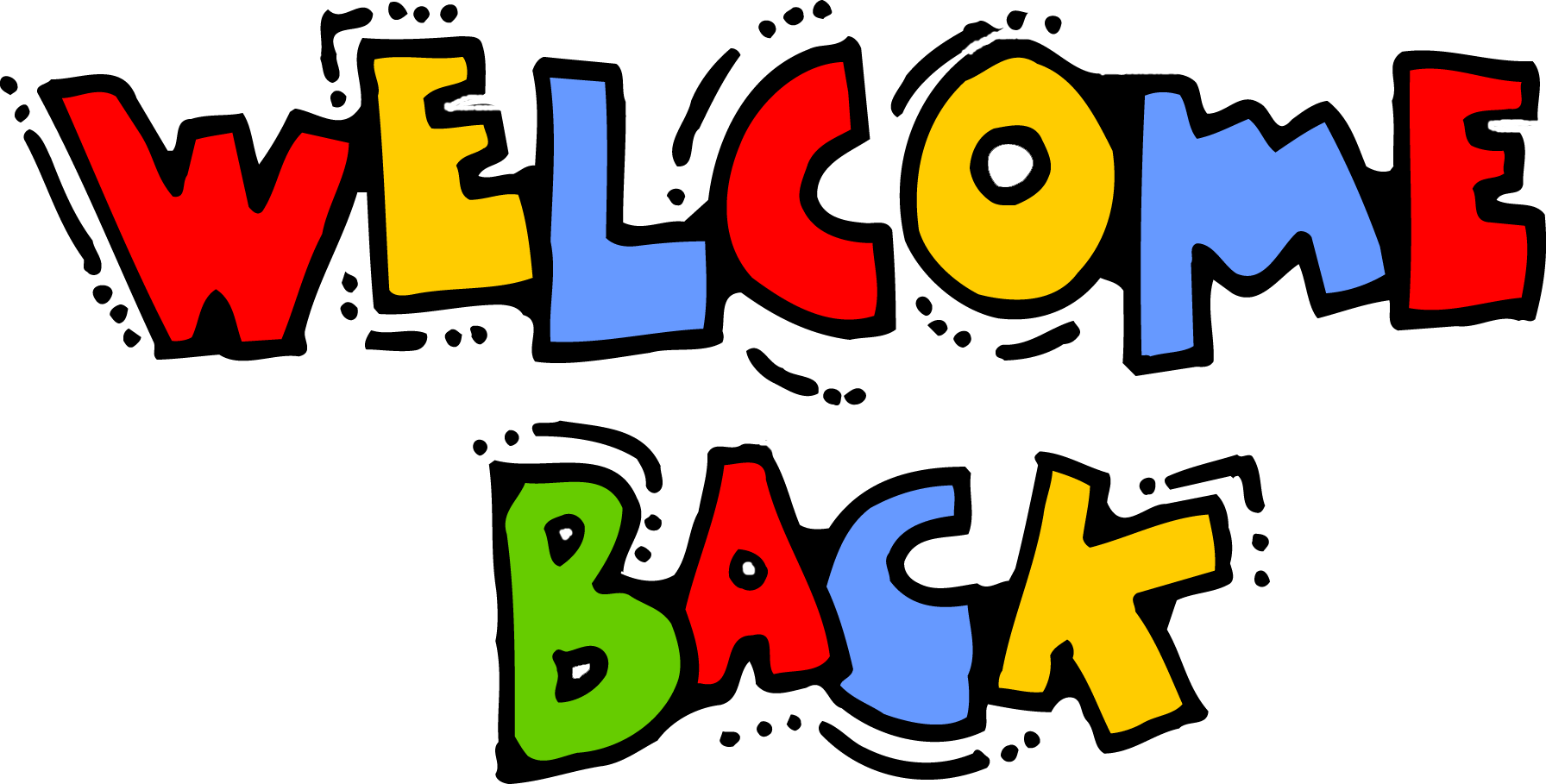 welcome back fox covert primary rh foxcovertprimary com welcome back clip art to work welcome back clipart black and white